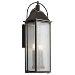 Harbor Row - Four Light Large Outdoor Wall Mount
