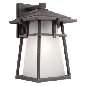 "Beckett - 14.50"" 9W 1 LED Large Outdoor Wall Lantern"