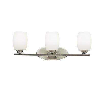 Kichler Lighting 5098NI Eileen - Three Light Bath Fixture