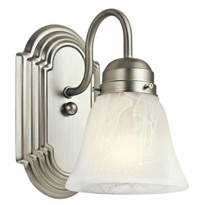 Kichler Lighting 5334NI One Light Wall Sconce