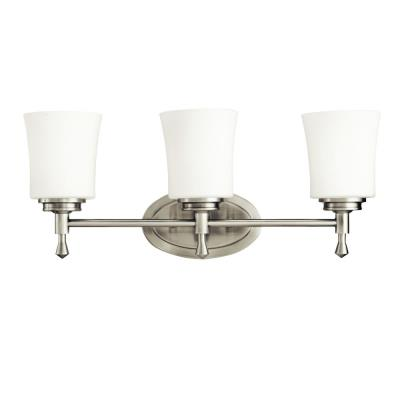 Kichler Lighting 5361NI Wharton - Three Light Bath Fixture
