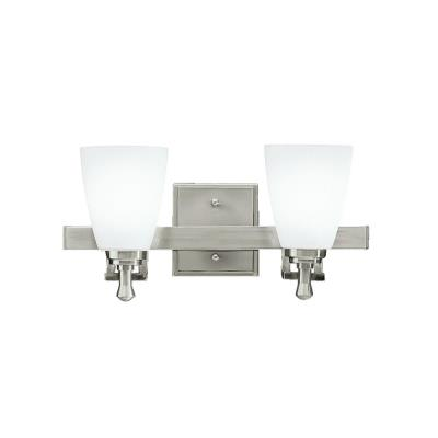 Kichler Lighting 5402NI Uptown - Two Light Bath Fixture
