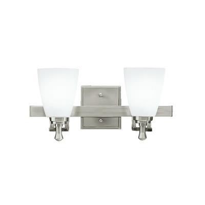 Kichler Lighting 5402NI Uptown - Two Light Bath Fixture