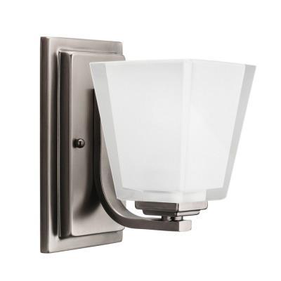 Kichler Lighting 5459AP Urban Ice - One Light Bath Fixture
