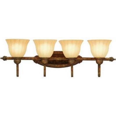 Kichler Lighting 5944LBZ Northam - Four Light Bath Vanity