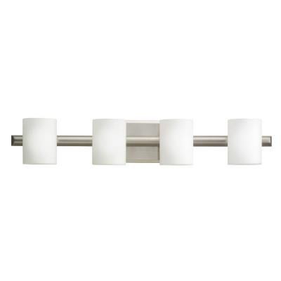 Kichler Lighting 5968NI Four Light Bath Fixture