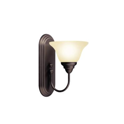Kichler Lighting 5991OZ Telford - One Light Wall Sconce