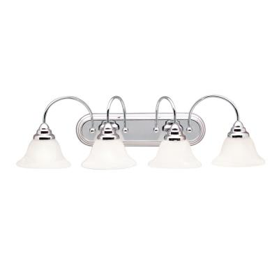 Kichler Lighting 5994CH Telford - Four Light Bath Fixture