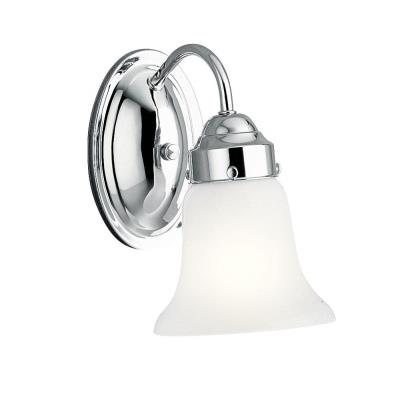 Kichler Lighting 6121CH One Light Bath Fixture