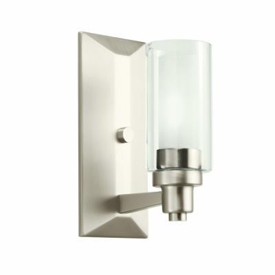 Kichler Lighting 6144NI Circolo - One Light Wall Sconce