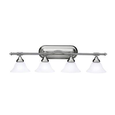 Kichler Lighting 6294NI Broadview - Four Light Bath Bar