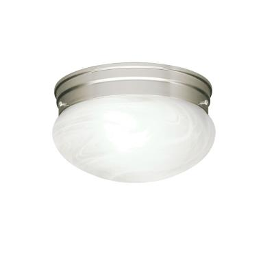Kichler Lighting 8209NI Two Light Flush Mount