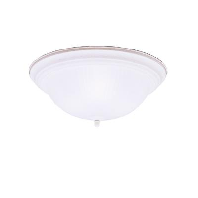 Kichler Lighting 8655SC Three Light Flush Mount
