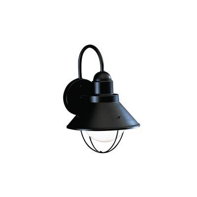 "Kichler Lighting 9022NI 12"" One Light Outdoor Wall Mount"