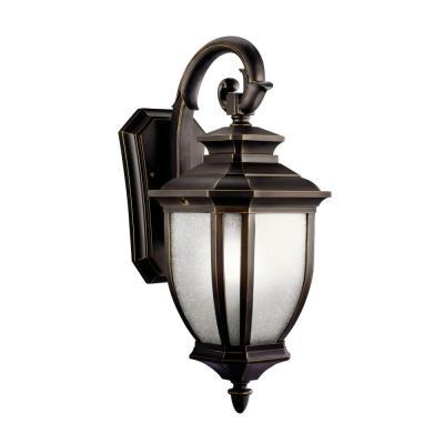 Kichler Lighting 9040RZ Salisbury - One Light Outdoor Wall Mount