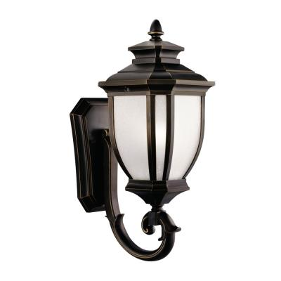 Kichler Lighting 9041RZ Salisbury - One Light Outdoor Wall Mount