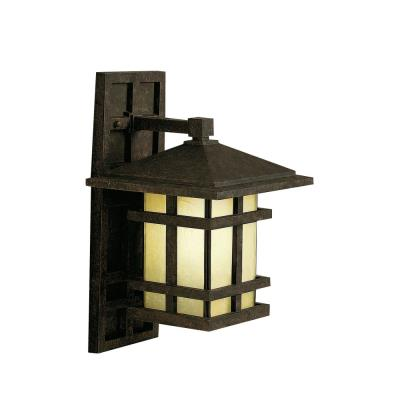 Kichler Lighting 9130AGZ Cross Creek - One Light Wall Bracket