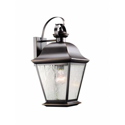 Kichler Lighting 9709OZ Mount Vernon - One Light Outdoor Wall Bracket