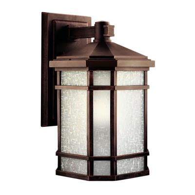 Kichler Lighting 9720PR Cameron - One Light Outdoor Wall Mount