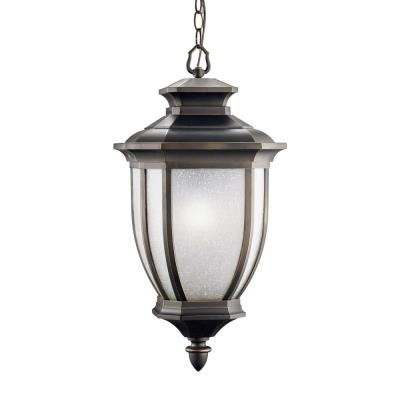 Kichler Lighting 9843RZ Salisbury - One Light Outdoor Pendant