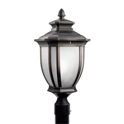 Kichler Lighting 9938RZ Salisbury - One Light Outdoor Post Mount