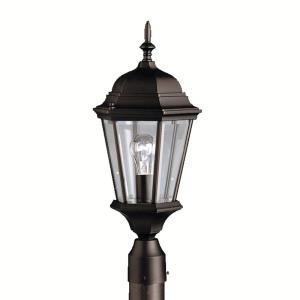 Madison - One Light Outdoor Post Mount