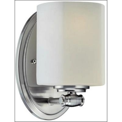 Lite Source LS-16881PS/FRO Denali - One Light Wall Sconce