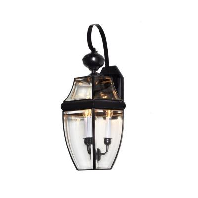 Maxim Lighting 4192 South Park - Three Light Outdoor Wall Mount