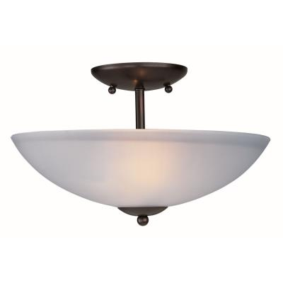 Maxim Lighting 10042 Logan - Two Light Semi-Flush Mount