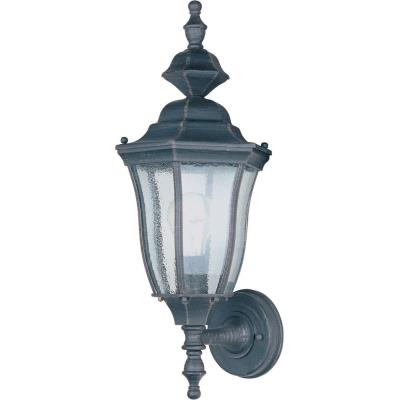 Maxim Lighting 1012RP Madrona - One Light Outdoor Wall Lantern