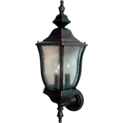 Maxim Lighting 1014RP Madrona - Three Light Outdoor Wall Lantern