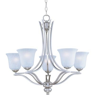 Maxim Lighting 10175ICSS Madera - Five Light Chandelier