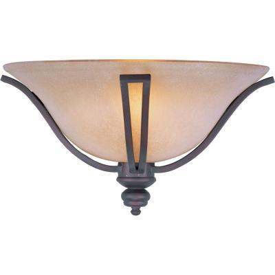 Maxim Lighting 10179WSOI Madera - One Light Wall Sconce