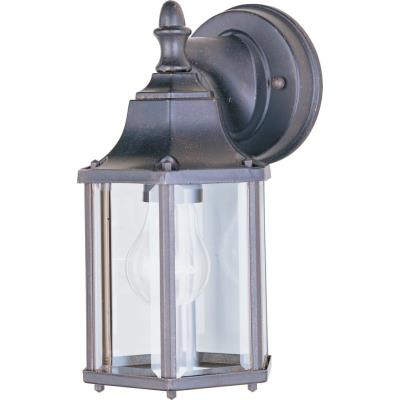 Maxim Lighting 1026EB Builder Cast - One Light Outdoor Wall Mount