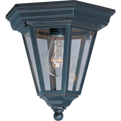Maxim Lighting 1027EB Westlake - One Light Outdoor Flush Mount