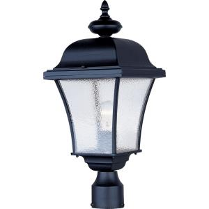 Senator - One Light Outdoor Pole/Post Mount