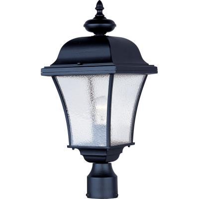 Maxim Lighting 1065 Senator - One Light Outdoor Pole/Post Mount