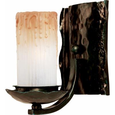 Maxim Lighting 10970WSOI Notre Dame - One Light Wall Sconce