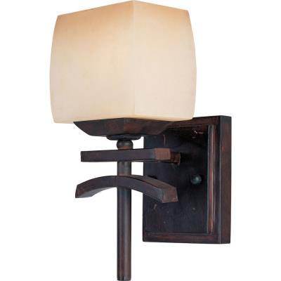 Maxim Lighting 10996WSRC Asiana - One Light Wall Sconce
