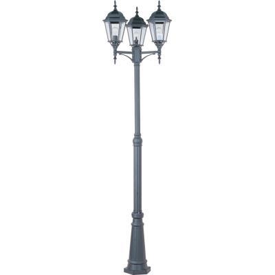 Maxim Lighting 1105 Three Light Outdoor Pole/Post Mount