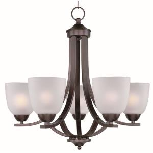 Axis - Five Light Chandelier