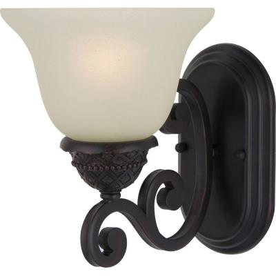 Maxim Lighting 11230SVOI Symphony - One Light Wall Sconce