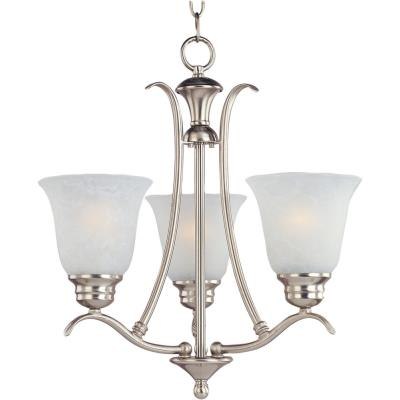 Maxim Lighting 11541 Piedmont - Three Light Chandelier