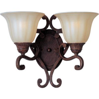 Maxim Lighting 13572CFAF Augusta - Two Light Wall Sconce