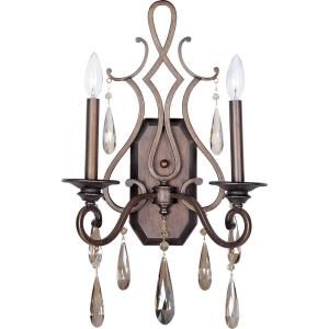 Chic - Two Light Wall Sconce