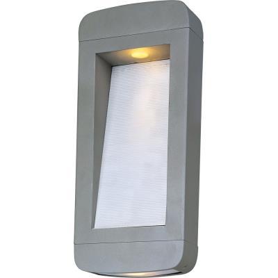 Maxim Lighting 18254PL Optic - Two Light Pocket Sconce