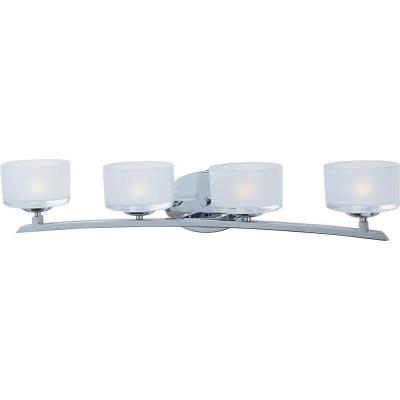 Maxim Lighting 19054FTPC Elle - Four Light Bath Vanity