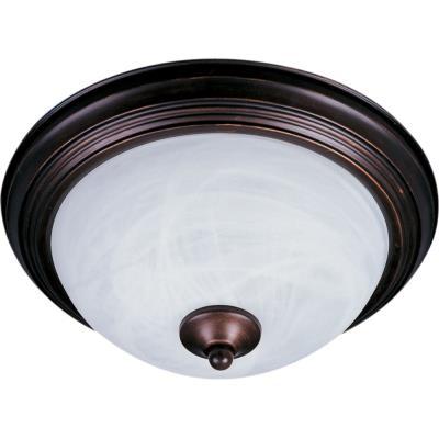 Maxim Lighting 1940 Essentials - One Light Outdoor Flush Mount
