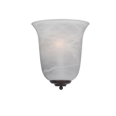 Maxim Lighting 20580 Essentials - One Light Wall Sconce