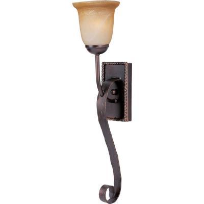 Maxim Lighting 20618VAOI Aspen - One Light Wall Sconce